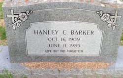 BARKER, HANLEY CLAY - Milam County, Texas | HANLEY CLAY BARKER - Texas Gravestone Photos