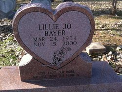 HUX BAYER, LILLIE JO - Milam County, Texas | LILLIE JO HUX BAYER - Texas Gravestone Photos