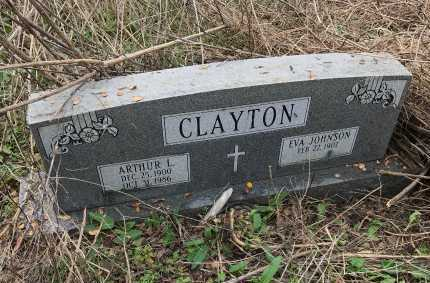 CLAYTON, ARTHUR LAWRENCE - Milam County, Texas | ARTHUR LAWRENCE CLAYTON - Texas Gravestone Photos