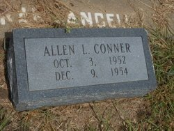 CONNER, ALLEN LANE - Milam County, Texas | ALLEN LANE CONNER - Texas Gravestone Photos