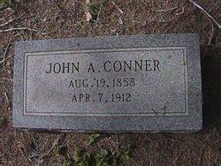 CONNER, JOHN ALEXANDER - Milam County, Texas | JOHN ALEXANDER CONNER - Texas Gravestone Photos