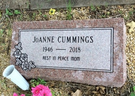CUMMINGS, JOANNE - Milam County, Texas   JOANNE CUMMINGS - Texas Gravestone Photos