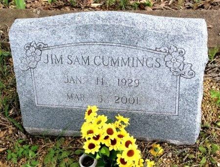 CUMMINGS, JIM SAM - Milam County, Texas | JIM SAM CUMMINGS - Texas Gravestone Photos