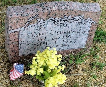 CUMMINGS, JOSEPH L. - Milam County, Texas   JOSEPH L. CUMMINGS - Texas Gravestone Photos