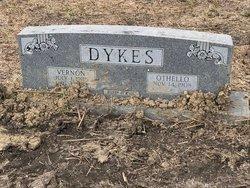 DYKES, VERNON - Milam County, Texas | VERNON DYKES - Texas Gravestone Photos