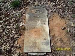 HAZELL, JOHN N. - Milam County, Texas | JOHN N. HAZELL - Texas Gravestone Photos