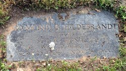 HILDEBRANDT (VETERAN WWII), RAYMOND BRICKEY - Milam County, Texas | RAYMOND BRICKEY HILDEBRANDT (VETERAN WWII) - Texas Gravestone Photos