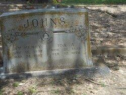 JOHNS, WILLIAM HENRY - Milam County, Texas | WILLIAM HENRY JOHNS - Texas Gravestone Photos