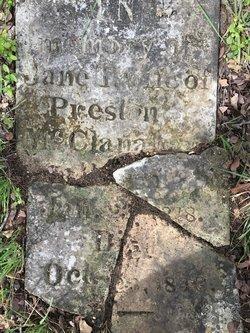 "MCCLANAHAN, JANE TEMPERANCE ""TEMPE"" - Milam County, Texas | JANE TEMPERANCE ""TEMPE"" MCCLANAHAN - Texas Gravestone Photos"