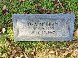 MCCRAW, ORA LEE - Milam County, Texas | ORA LEE MCCRAW - Texas Gravestone Photos