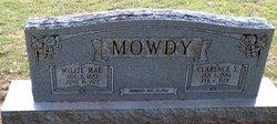 MOWDY, CLARENCE S. - Milam County, Texas | CLARENCE S. MOWDY - Texas Gravestone Photos