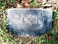 "CONE MOWDY, NORMANDY F. ""MANDY"" - Milam County, Texas | NORMANDY F. ""MANDY"" CONE MOWDY - Texas Gravestone Photos"