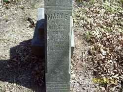 SCOTT, MARY ELIZABETH - Milam County, Texas | MARY ELIZABETH SCOTT - Texas Gravestone Photos