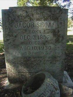 SHOAF, JACOB S. - Milam County, Texas | JACOB S. SHOAF - Texas Gravestone Photos