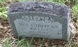 THOMPSON, ROSA L. - Milam County, Texas | ROSA L. THOMPSON - Texas Gravestone Photos