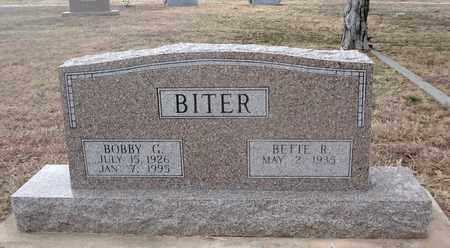 BITER, BOBBY GENE - Montague County, Texas | BOBBY GENE BITER - Texas Gravestone Photos