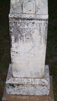 CASWELL, EUGENE - Montague County, Texas   EUGENE CASWELL - Texas Gravestone Photos
