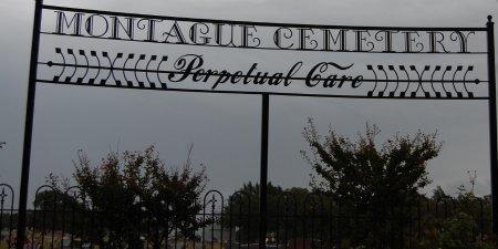 ENTRANCE GATE,  - Montague County, Texas    ENTRANCE GATE - Texas Gravestone Photos