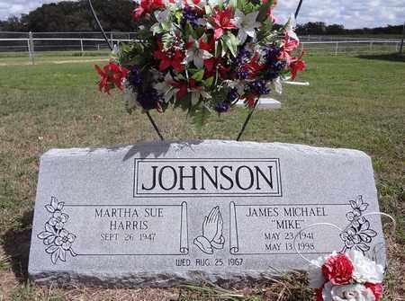 JOHNSON, JAMES MICHAEL - Montague County, Texas   JAMES MICHAEL JOHNSON - Texas Gravestone Photos