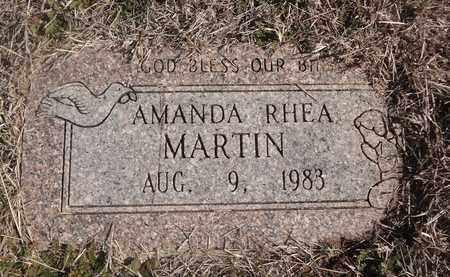 MARTIN, AMANDA RHEA - Montague County, Texas   AMANDA RHEA MARTIN - Texas Gravestone Photos