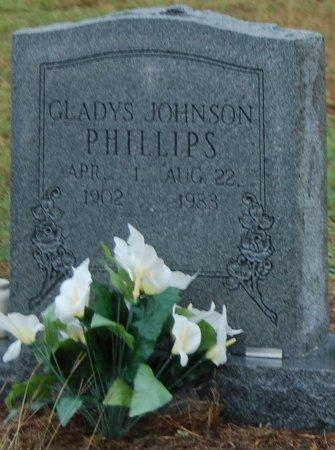 PHILLIPS, GLADYS - Montague County, Texas | GLADYS PHILLIPS - Texas Gravestone Photos