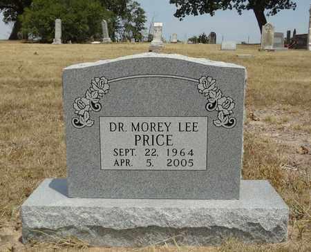 PRICE, MOREY LEE - Montague County, Texas   MOREY LEE PRICE - Texas Gravestone Photos