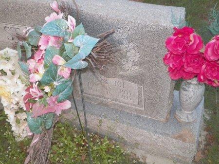 ST. JOHN, BILLY JOE - Montague County, Texas   BILLY JOE ST. JOHN - Texas Gravestone Photos