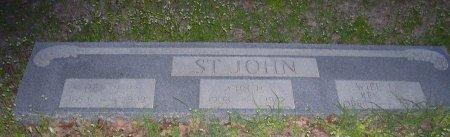 KIRKPATRICK ST. JOHN, MARY ORDIE - Montague County, Texas | MARY ORDIE KIRKPATRICK ST. JOHN - Texas Gravestone Photos