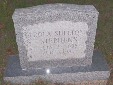 SHELTON STEPHENS, DOLA - Montague County, Texas | DOLA SHELTON STEPHENS - Texas Gravestone Photos