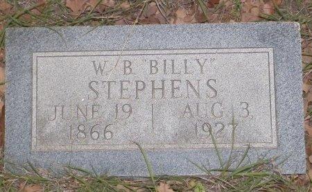STEPHENS, WILLIAM D. - Montague County, Texas | WILLIAM D. STEPHENS - Texas Gravestone Photos