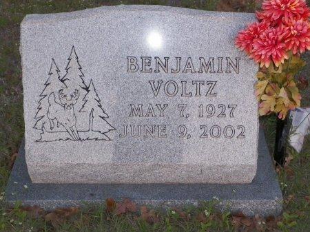 VOLTZ, BENJAMIN - Montague County, Texas   BENJAMIN VOLTZ - Texas Gravestone Photos