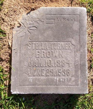 BROWN, STELLA - Montgomery County, Texas | STELLA BROWN - Texas Gravestone Photos