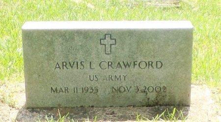 CRAWFORD (VETERAN), ARVIS LAWERENCE - Montgomery County, Texas   ARVIS LAWERENCE CRAWFORD (VETERAN) - Texas Gravestone Photos