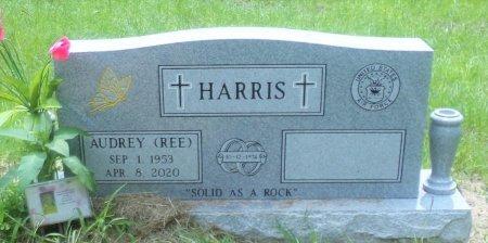 "FRIEND HARRIS, AUDREY MARIE ""REE"" - Montgomery County, Texas | AUDREY MARIE ""REE"" FRIEND HARRIS - Texas Gravestone Photos"