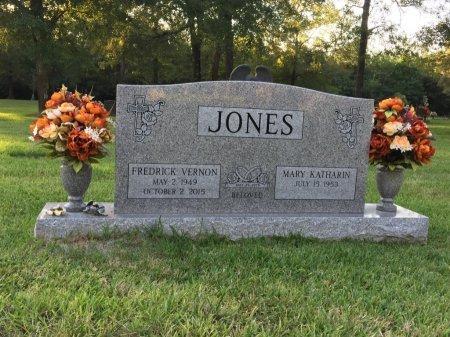 JONES, MARY KATHARIN - Montgomery County, Texas | MARY KATHARIN JONES - Texas Gravestone Photos