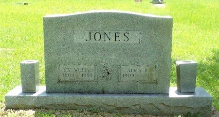 JONES, WILLIAM - Montgomery County, Texas   WILLIAM JONES - Texas Gravestone Photos