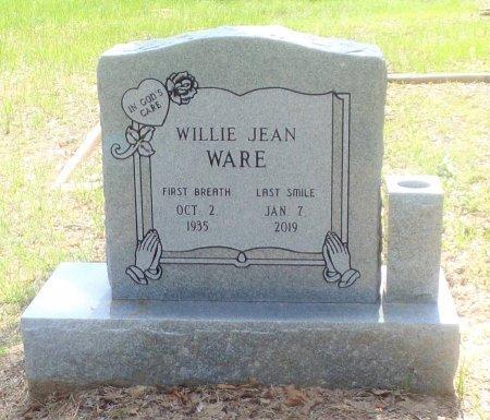 WARE, WILLIE JEAN - Montgomery County, Texas   WILLIE JEAN WARE - Texas Gravestone Photos