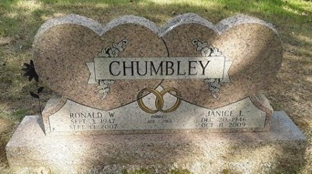 CHUMBLEY, JANICE L - Morris County, Texas | JANICE L CHUMBLEY - Texas Gravestone Photos