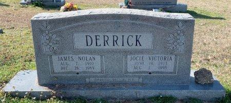 DERRICK, JOCIE VICTORIA - Morris County, Texas | JOCIE VICTORIA DERRICK - Texas Gravestone Photos