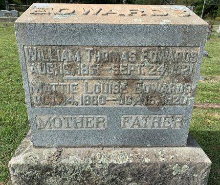 WILLIAMS, MATTIE LOUISE - Morris County, Texas | MATTIE LOUISE WILLIAMS - Texas Gravestone Photos