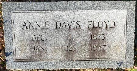FLOYD, ANNIE - Morris County, Texas | ANNIE FLOYD - Texas Gravestone Photos