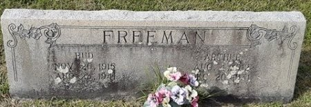FREEMAN, ARTHUR - Morris County, Texas | ARTHUR FREEMAN - Texas Gravestone Photos