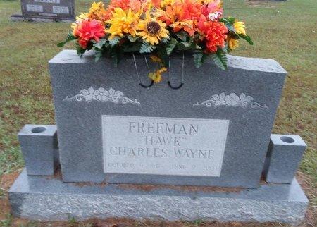 FREEMAN, CHARLES WAYNE - Morris County, Texas | CHARLES WAYNE FREEMAN - Texas Gravestone Photos