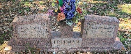 FREEMAN, PAUL JONES - Morris County, Texas | PAUL JONES FREEMAN - Texas Gravestone Photos