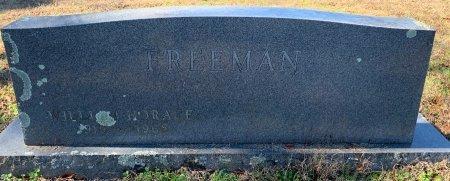 FREEMAN, WILLIAM HORACE - Morris County, Texas | WILLIAM HORACE FREEMAN - Texas Gravestone Photos