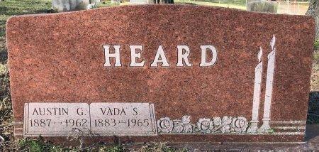 HEARD, AUSTIN G - Morris County, Texas | AUSTIN G HEARD - Texas Gravestone Photos