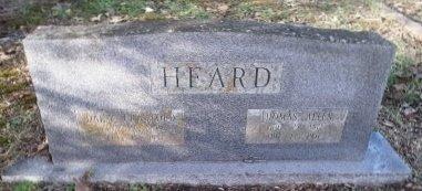 HEARD, DAISY - Morris County, Texas | DAISY HEARD - Texas Gravestone Photos