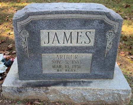 JAMES, ARTHUR - Morris County, Texas | ARTHUR JAMES - Texas Gravestone Photos