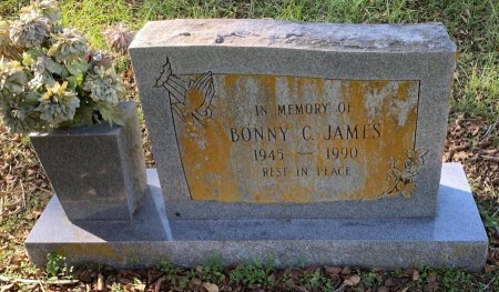 JAMES, BONNY C - Morris County, Texas | BONNY C JAMES - Texas Gravestone Photos