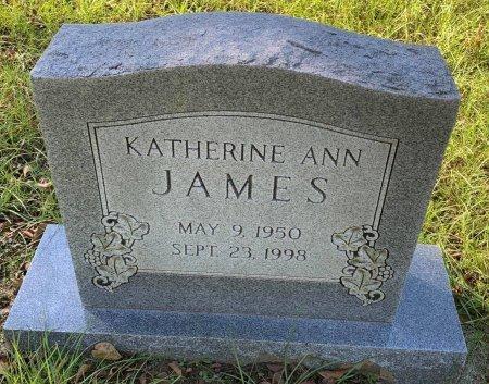 JAMES, KATHERINE ANN - Morris County, Texas | KATHERINE ANN JAMES - Texas Gravestone Photos